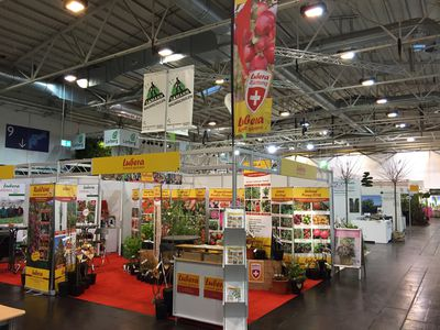 Stand IPM 2019 Lubera + LE edibles