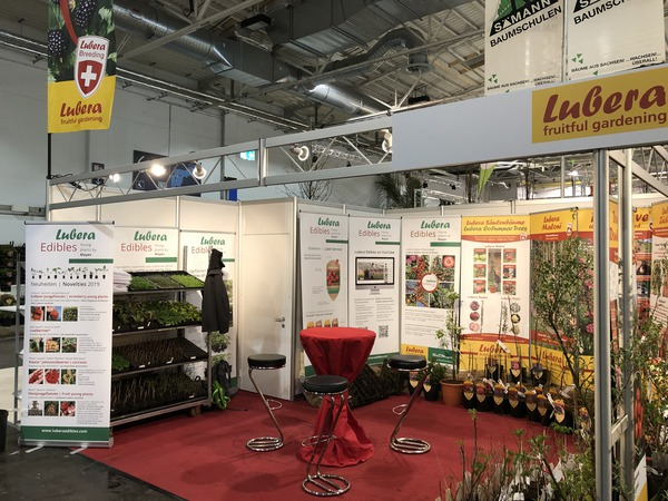 Stand IPM 2019 LE Lubera Edibles
